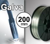 Bobine de fil GALVA - Diamètre 200 mm