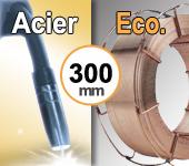 Bobine de fil ACIER Ecologique - Diamètre 300 mm