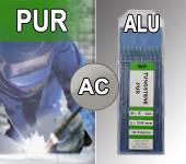 Electrodes tig Tungstène pur - Soudure Aluminum