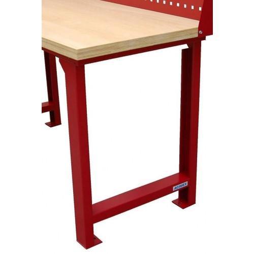 pied pour etabli bois btsb60. Black Bedroom Furniture Sets. Home Design Ideas