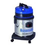 Aspirateur eau et poussières sodisair 24L