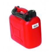 JERRICAN PLASTIQUE 5L - Homologué carburant