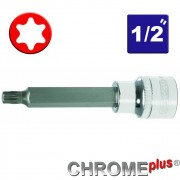 Douille tournevis TORX, L.110 mm, T10