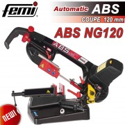 scie a ruban Femi ABS NG120