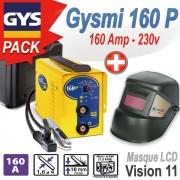 gysmi 160p et TECHNO11