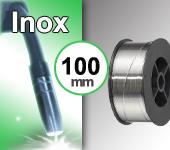 Bobine de fil INOX - Diamètre 100 mm