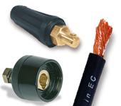 Connecteur - Cable de soudage - Cosse
