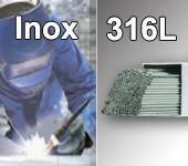 Baguettes soudure INOX 316L