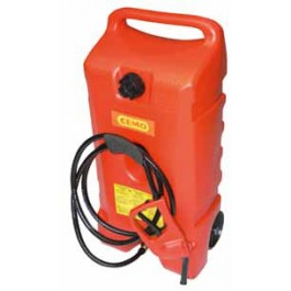 Caddy carburant mobil CEMO