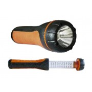 LAMPE TORCHE 30 + 1 LED - COULISSANTE