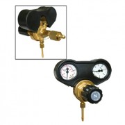 Manomètre / Débitmètre (30 l/min.)