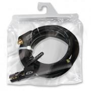 Câble porte-électrode 300 : monté, 4m, câble Ø 35mm², porte électrode, connecteur 35/50