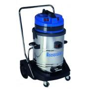 Aspirateur eau et poussières sodisair 78L