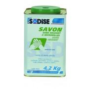 SAVON GEL BLANC MICROBILLES