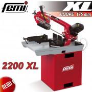 Scie a ruban stationnaire 2200XL - FEMI