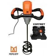 Malaxeur PEPS BTP - 2 vitesses - 1800w - DESTOCKAGE