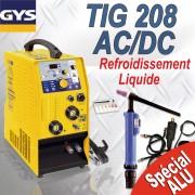 GYS TIG 208