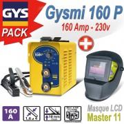 gys pack gysmi 160p avec masque master 11
