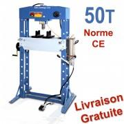 Presse hydraulique 50t  en promo