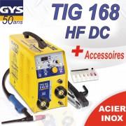 Poste tig 168 hf dc GYS